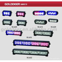 Diodo emissor de luz de advertência (série SL62/63)