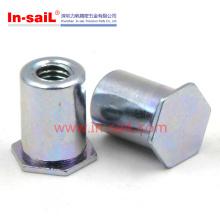 Aço Inoxidável / Alumínio / Aço Carbono Auto Clinching Standoff