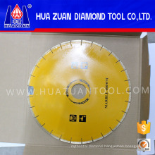 400mm Silent Core Diamond Saw Blades for Marble Granite Sandstone