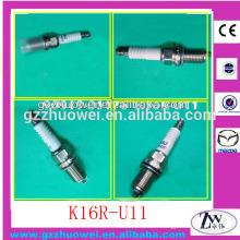 Brand New Automotive OEM Toyota Spark Plug (1.3-1.6) et bougie d'allumage pour Toyota 90919-01176 / K16R-U11