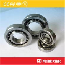 Piezas de rodamientos de componentes de grúa