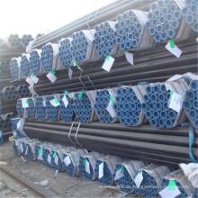 DIN ASTM GB JIS schwarzes Stahlrohr nahtloses Rohre aus China
