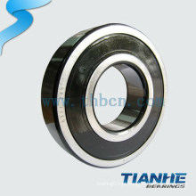 6217 china bearing 6200 series rolamentos de esferas de esferas profundas de aço cromado