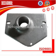 parte fija de aluminio fundido