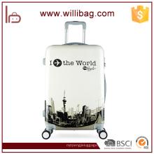 Sacos extravagantes da bagagem da ligação da bagagem extravagante do curso do trole da qualidade