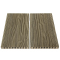 Garden Used Wood Plastic Composite Decking hollow