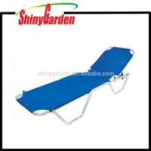 Silla de salón plegable de Sun de la playa de ocio de aluminio