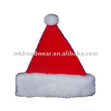 Рождественская шляпа с флисовой подошвой