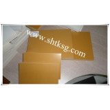 Yellow Plastic Board for Indoor Use,WPC Celuka Board/Plate, China WPC Board 4x8 for Furniture