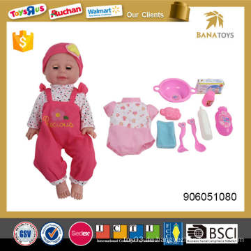 14-Zoll-Vinyl-Baby-Puppe Teile Spielzeug