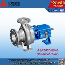 Pompe chimique centrifuge horizontale de type Asp5040 (API610 Oh2)