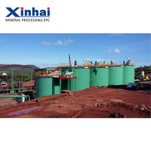 Gold Leaching Plant --Leaching Tank Group Introduction