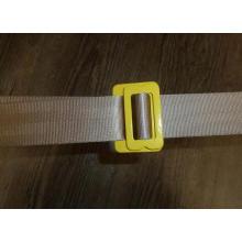 Jeu de 2 boucles de ceinture de sécurité en aluminium 40MM