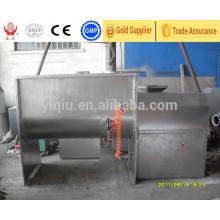 Máquina de mistura de fita horizontal para produtos químicos