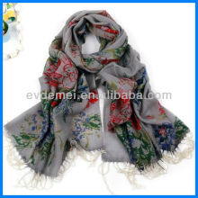 Spring lady fashion aztec print scarf