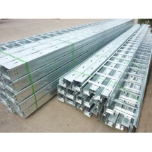 Galvanised cable tray 50mm