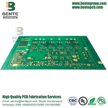 Impedance Control FR4 Tg150 Prototype PCB 4 Layers PCB ENIG