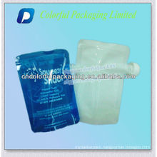 Soft Drink Pouch/alcohol Drink Pouch/refillable Pouch For Drinks