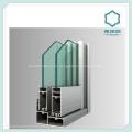 Extrusión de aluminio ventana Trium perfiles decoración ventana