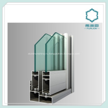 Анодированные алюминиевые окна системы канал