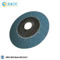 últimas vendas diretas da fábrica para cima flap disc para aço / aço inoxidável / madeira