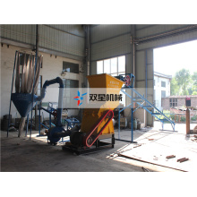 waste Plastic Milling Crushing Machine on sale