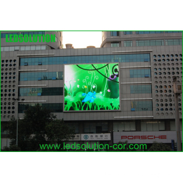 P8 Outdoor DIP LED Display for Fixed Permanent Installtions
