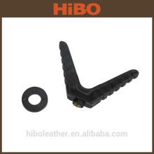 HIBO Tir pistolet de chasse reste en plastique bâton de tir V bâton