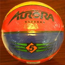 Baloncesto Personalizó Desgaste-Resistiendo Calidad 8pieces baratos 4 # 5 # 6 # 7 # Sg5105 Baloncesto del PVC