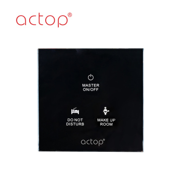 ACTOP Network Touch Hotelschalter