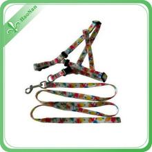 Articles promotionnels d'usine Laisses escamotables de collier de chien de haute qualité