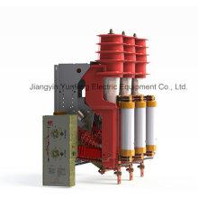 Fn12-12rd--uso interior alto voltaje carga rotura interruptor con fusible