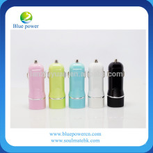 The most popular car charger in market 2 usb port 2.4a/4.8a car charger