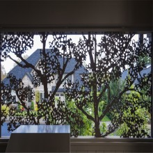 Coten Steel Decorative Window Screens