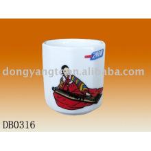 Factory direct wholesale 50cc porcelain wine cup