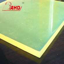 Clear Insulation Polyurethane Sheet Material