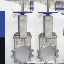 Stainless Steel Full Lug Knife Gate Valve