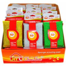 JML 2015c Factory Price limpeza esponja para cozinha