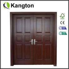 Portão de casa de madeira porta desenhos (porta de madeira)