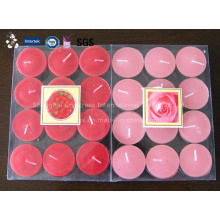 Venta de velas perfumadas de tealight con calidad superior