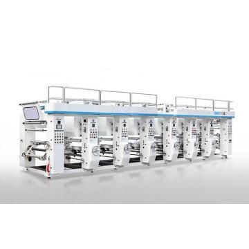 Machine d'impression générale automatique par héliogravure (FM-800A)