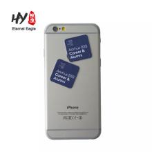 Microfibre collant nettoyant pour écran de téléphone portable