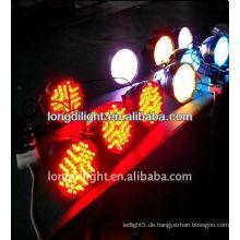 Par 56 90 * 10mm LED rgb DMX, Par Licht / LED Par Licht
