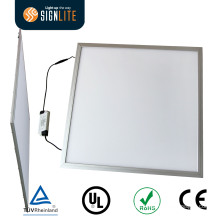 Dimmable 0-10V 30-36USD 7-9mm Thickness LED Slim Panel Light/LED Panel
