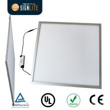 Dimmable 0-10V 30-36USD 7-9mm Espessura LED Slim Painel de Luz / Painel de LED