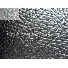 Tecido de couro PU 0.60mm