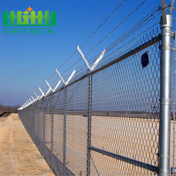 Used+electro+galvanized+chain+link+fence