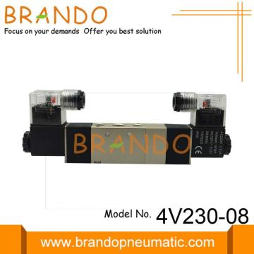 4V Pneumatic Solenoid Valves Tipe Tutup Normal
