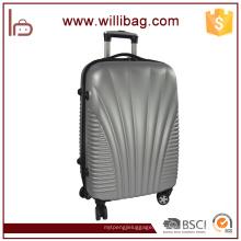 Saco duro da bagagem do ABS do trole de Shell da forma, mala de viagem chinesa
