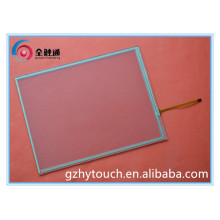 Low price& Customizing 4 Wire Resistive Touch Screen Panel